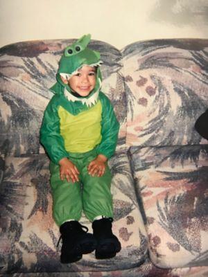 dragon childhood halloween costume