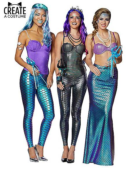 Mystical Mermaids at Spirit Halloween