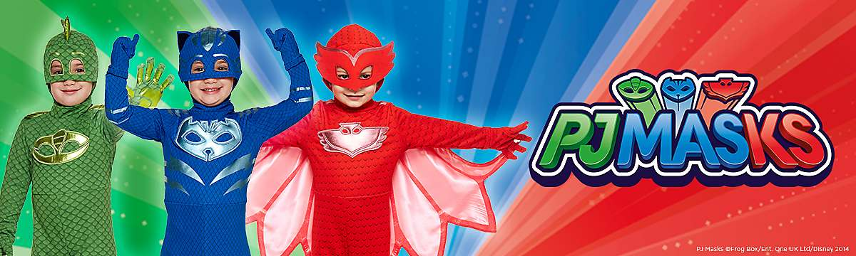 PJ Masks Costumes Blog